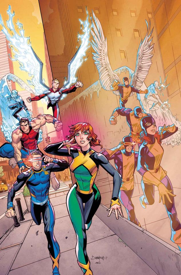 X-Men: Blue #3 (Mora Cover)