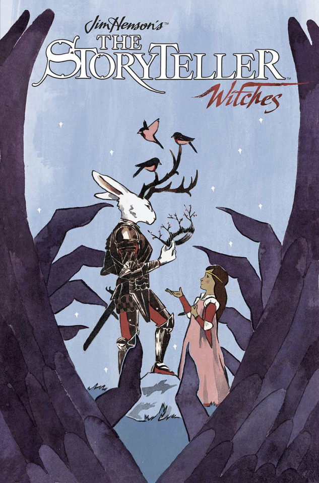 The Storyteller: Witches #1