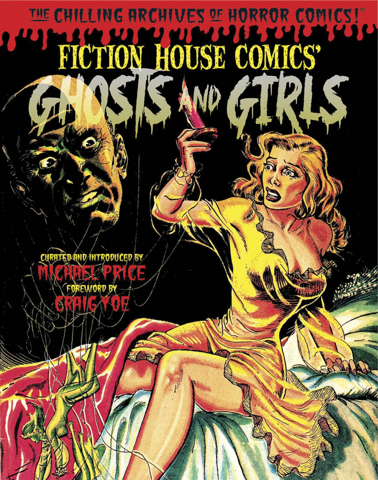 Fiction House Comics' Ghosts and Girls