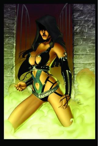 Grimm Fairy Tales #67 (DeBalfo Cover)