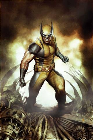 Savage Wolverine #3 (Granov Cover)