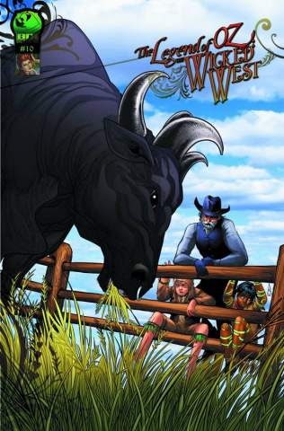 The Legend of Oz: The Wicked West #10
