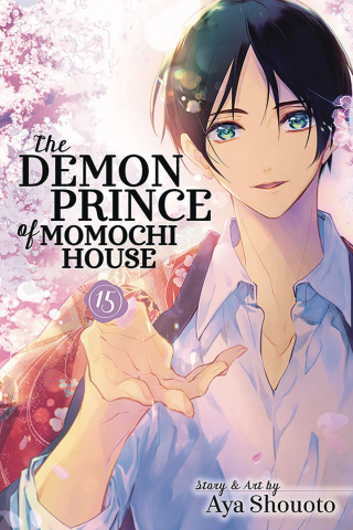 The Demon Prince of Momochi House Vol. 15