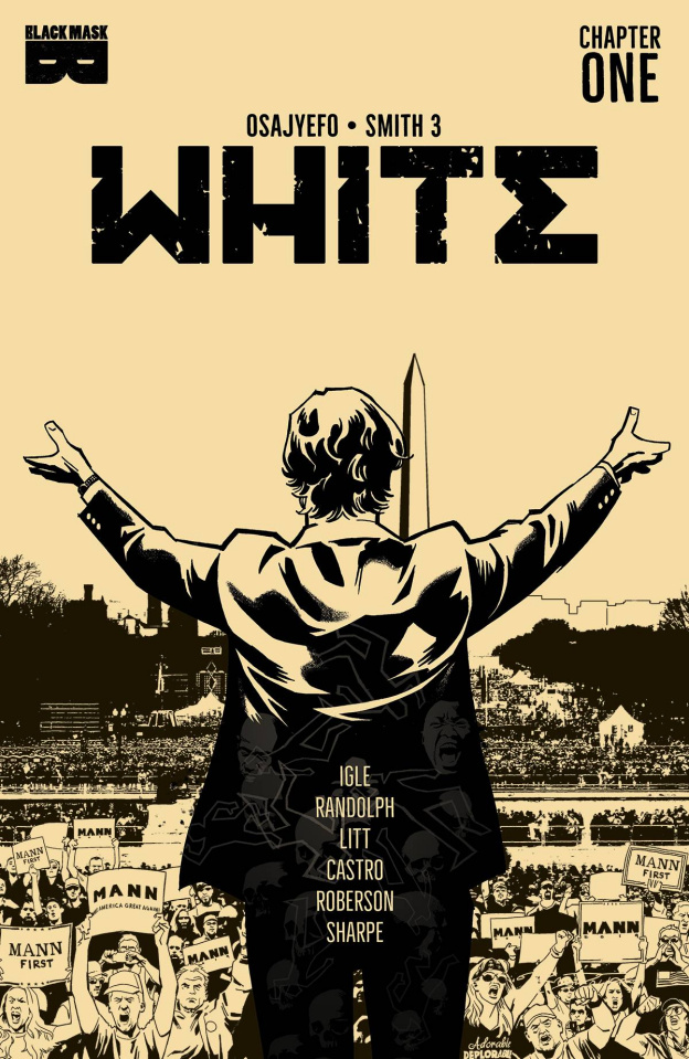 White #1 (3rd Printing)