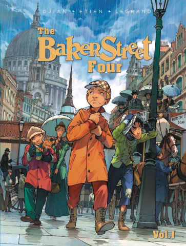 The Baker Street Four Vol. 1