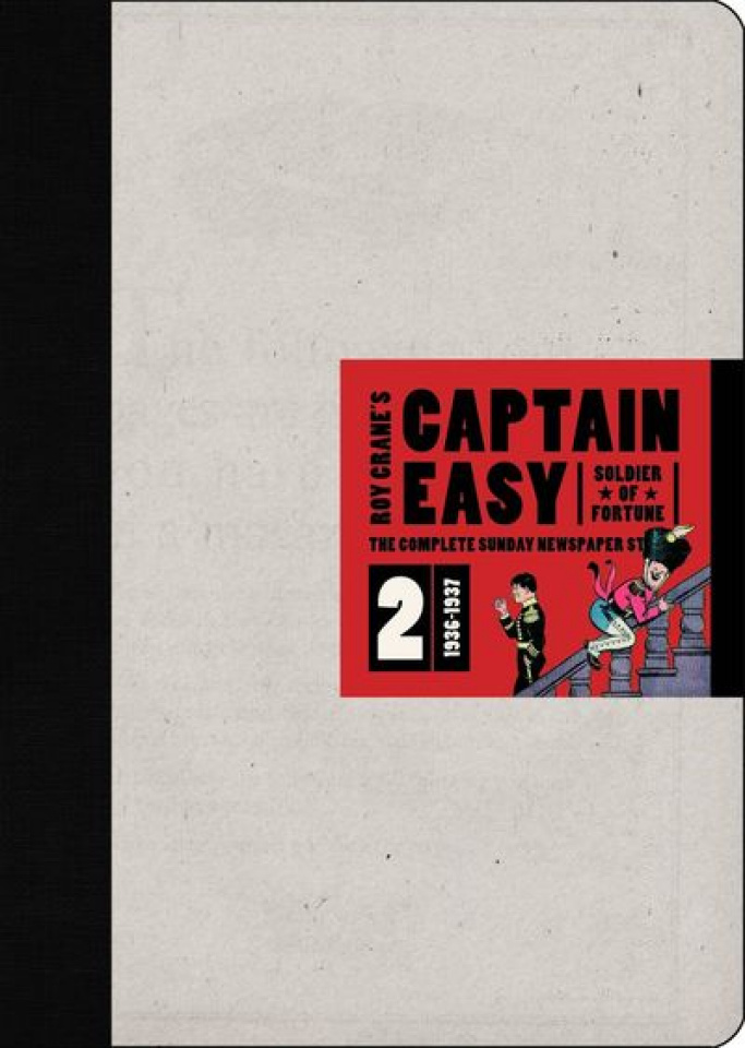 Captain Easy Vol. 2: Soldier of Fortune