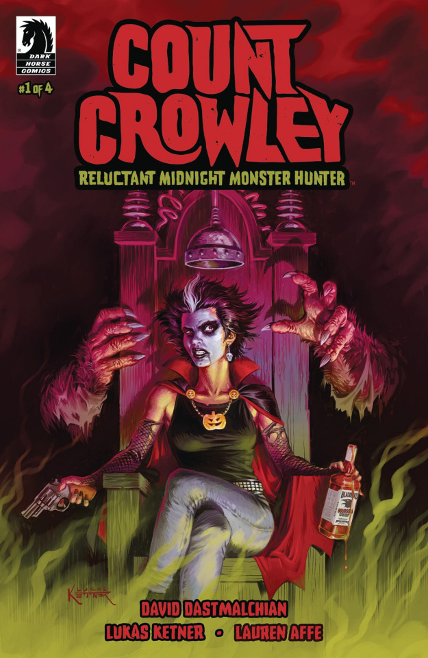 Count Crowley: Reluctant Monster Hunter #1 (Of 4)