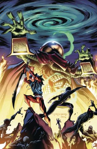 Ben Reilly: The Scarlet Spider #19
