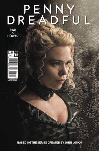 Penny Dreadful #1 (Photo Cover)