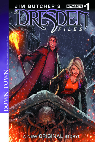 The Dresden Files: Down Town #1