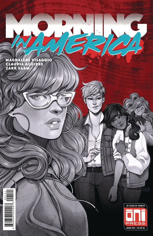 Morning in America #1 (Beals Cover)