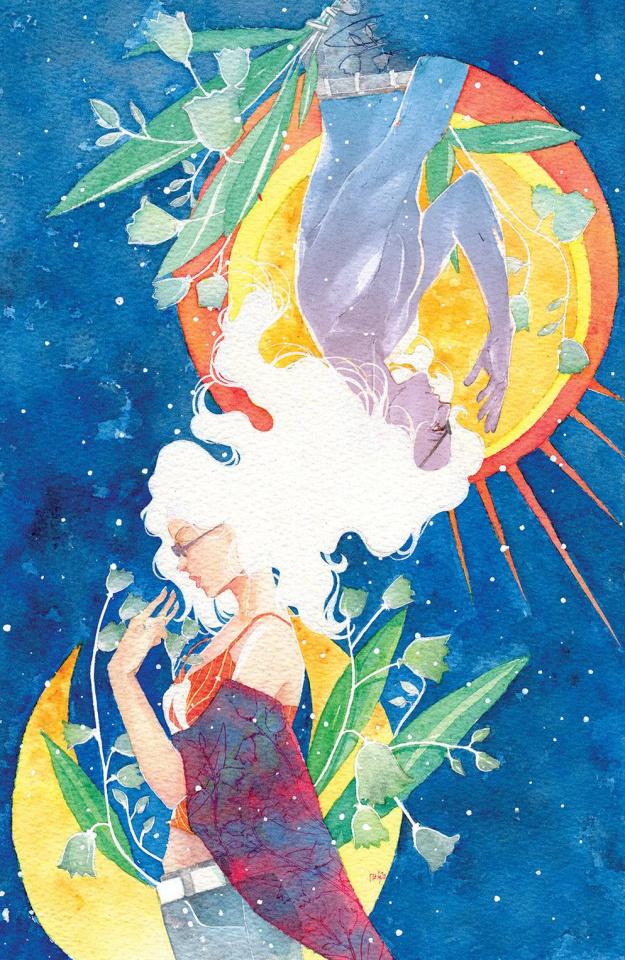 Luna #4 (10 Copy Kristantina Cover)