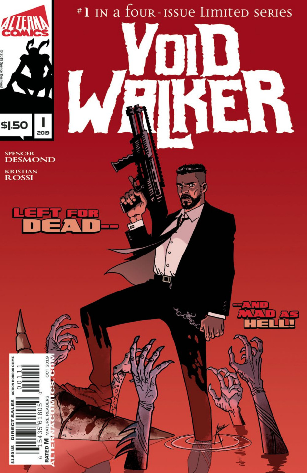 Void Walker #1