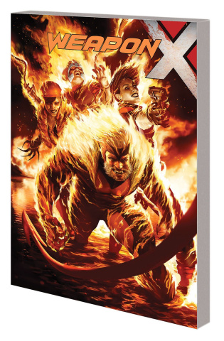 Weapon X Vol. 5: Weapon X-Force