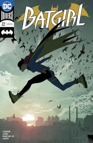 Batgirl #22 (Variant Cover)