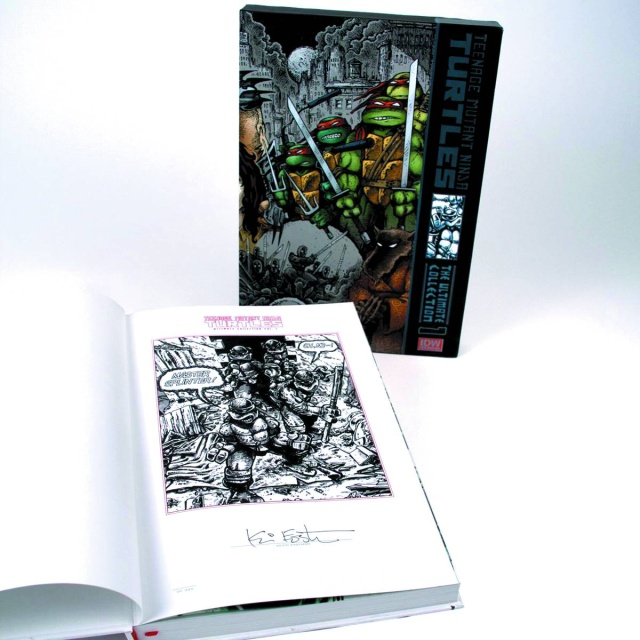 Teenage Mutant Ninja Turtles Ultimate Collection Vol. 1