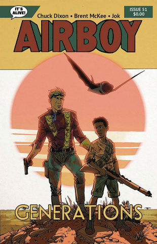 Airboy #51 (Talajic Cover)