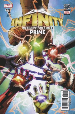 Infinity Countdown: Prime #1 (Deodato 2nd Printing)