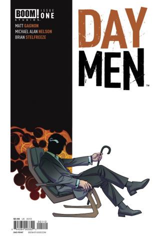 Day Men #1 (2nd Printing)