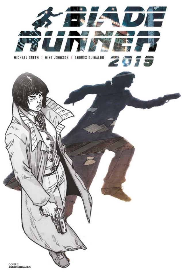 Blade Runner 2019 #4 (Guinaldo Cover)