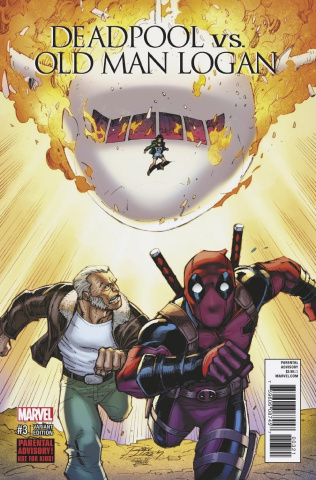 Deadpool vs. Old Man Logan #3 (Lim Cover)