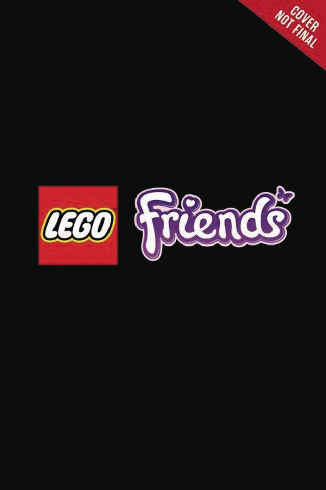 Lego: Friends Vol. 3