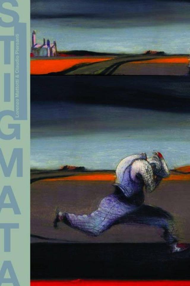 Stigmata hardcover