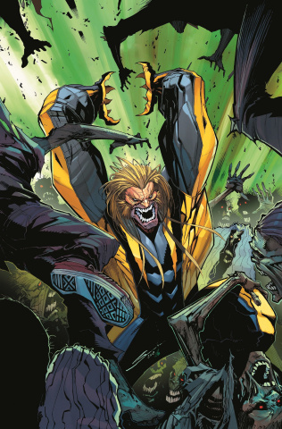 Hunt for Wolverine: The Claws of a Killer #2 (Sandoval Cover)