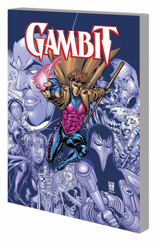 X-Men: Gambit - The Complete Collection Vol. 1