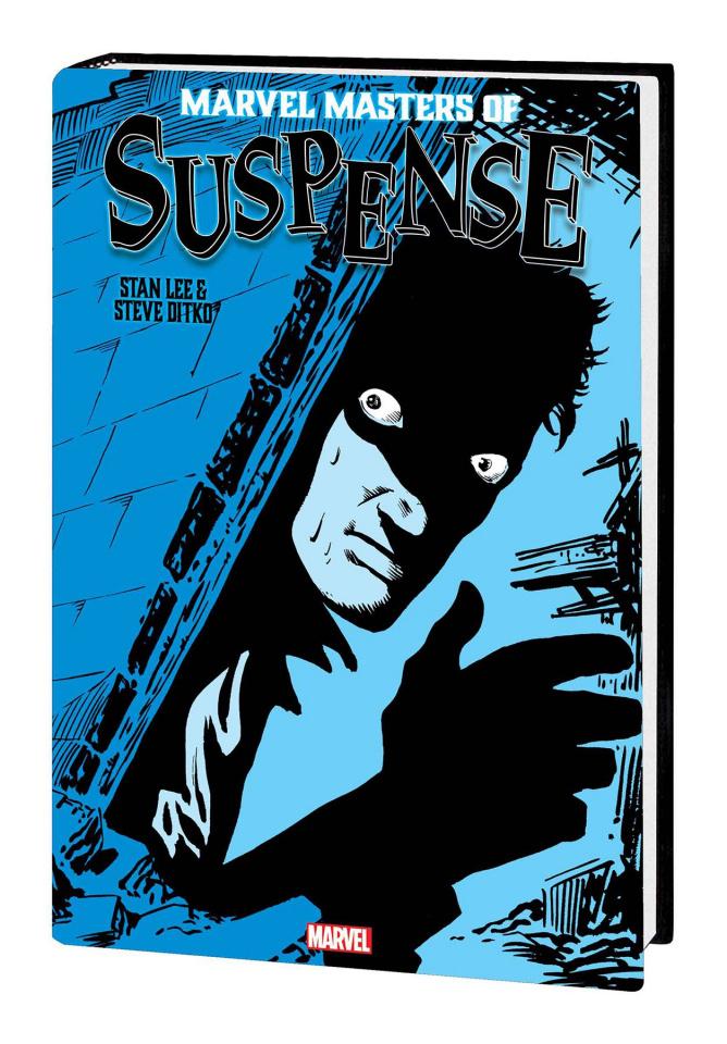 Marvel Masters of Suspense: Stan Lee & Steve Ditko Vol. 2 (Omnibus)