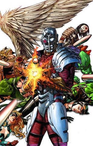 Justice League of America #7.1: Deadshot
