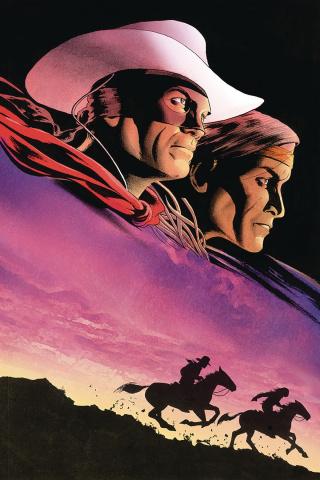 The Lone Ranger #5 (20 Copy Cassaday Virgin Cover)