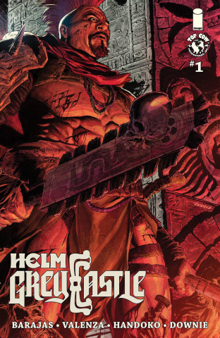 Helm Greycastle #1 (Parker Cover)