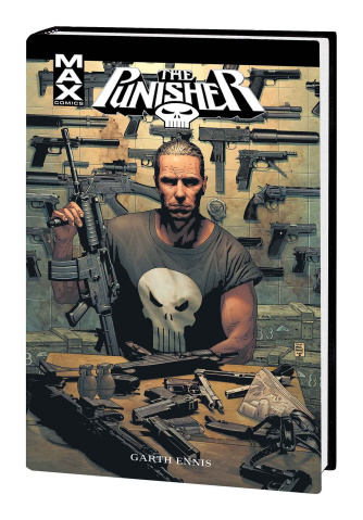 The Punisher MAX by Garth Ennis Vol. 1 (Omnibus)