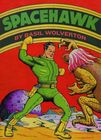 Spacehawk Mini Comic Bundle 2012