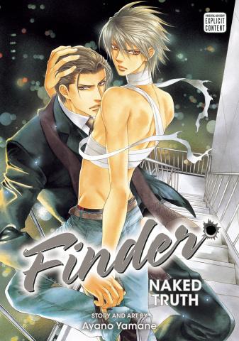 Finder Vol. 5: Naked Truth