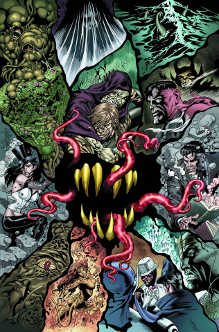 The Secret Six #10