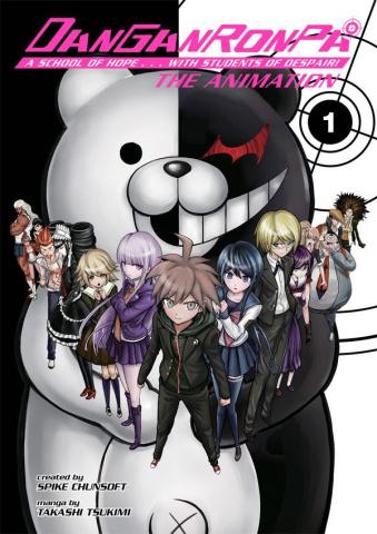 DanGanRonPa: The Animation Vol. 1