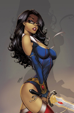 Grimm Fairy Tales #118 (Green Cover)
