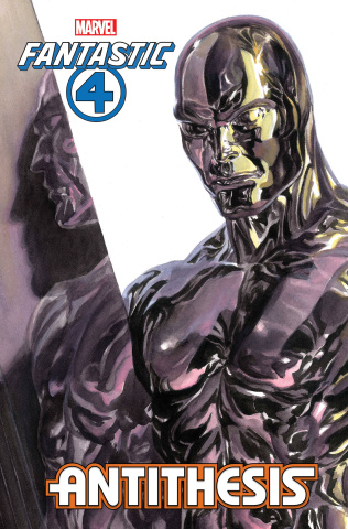 Fantastic Four: Antithesis #2 (Alex Ross Silver Surfer Cover)