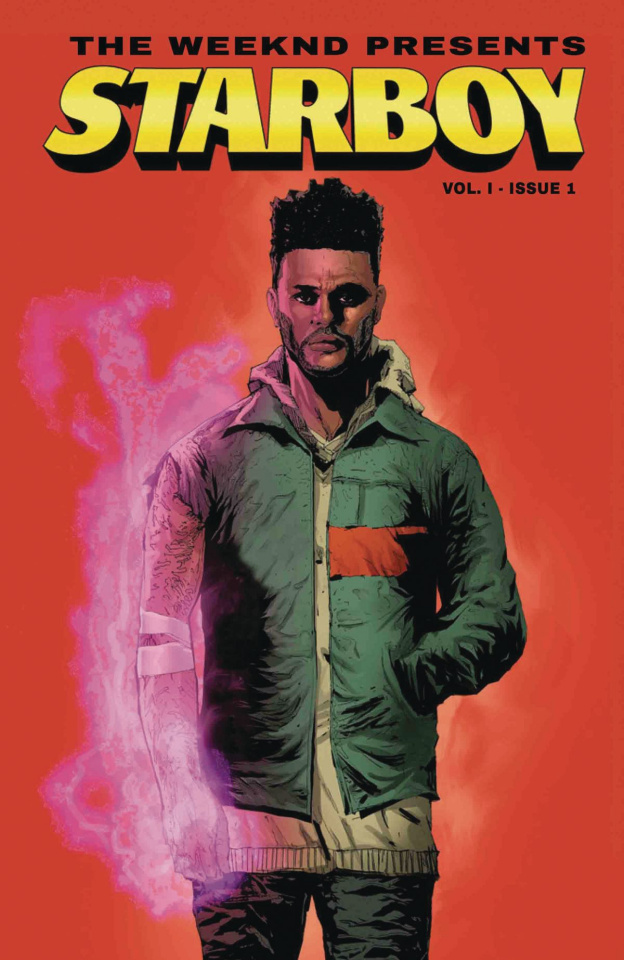 THE WEEKND Presents Starboy #1