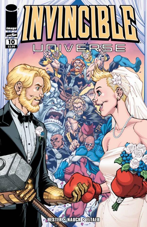 Invincible Universe #10