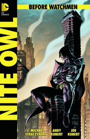 Before Watchmen: Nite Owl #1