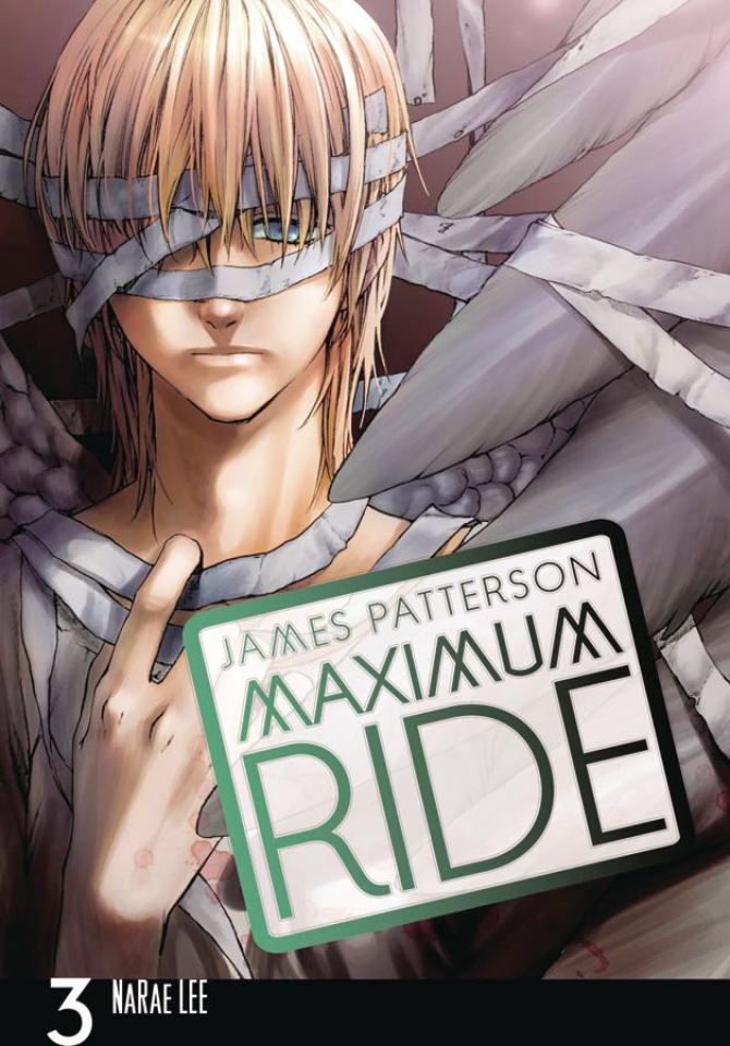 Maximum Ride Vol. 3