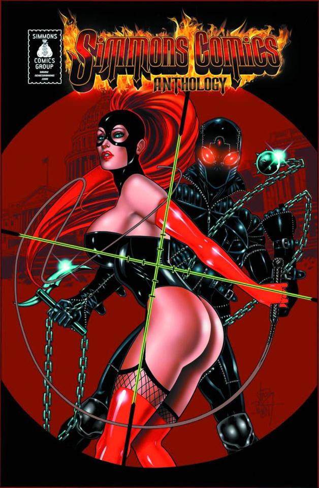 Gene Simmons Comics Anthology Vol. 3