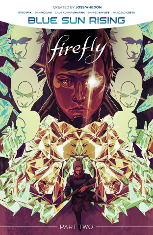 Firefly: Blue Sun Rising Vol. 2