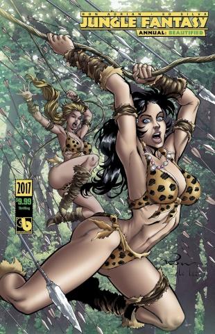 Jungle Fantasy Annual 2017 (Thrilling Cover)