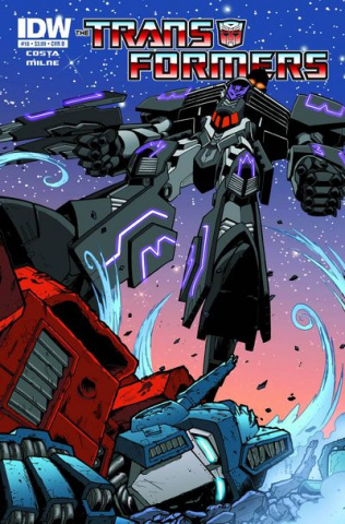 The Transformers #18