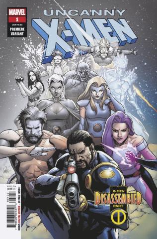 Uncanny X-Men #1 (Yu Cover)