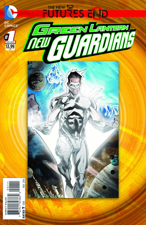 Green Lantern: New Guardians - Future's End #1